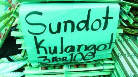 Sundot Kulangot - Baguio City Public Market